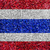 Thailand Flag color grass texture background stock photo © yanukit