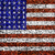 USA Flag color grass texture background stock photo © yanukit