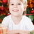 jogar · natal · luzes · família · cara - foto stock © yaruta