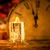 Natale · candela · mezzanotte · brucia · capodanno · felice - foto d'archivio © yaruta