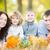 szczęśliwą · rodzinę · piknik · jesienią · parku · odkryty · zamazany - zdjęcia stock © Yaruta