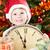 criança · seis · vintage · relógio · feliz - foto stock © Yaruta
