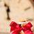 natal · bolinhos · vermelho · arco · velho · relógio - foto stock © Yaruta