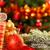 Рождества · филиала · праздник · фары · расплывчатый · дерево - Сток-фото © yaruta