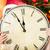 feliz · ano · novo · criança · vintage · relógio · natal - foto stock © Yaruta