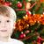 retrato · menino · natal - foto stock © Yaruta