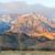 sunrise on mt whitney and the sierra nevada mountains lone pine california usa stock photo © yhelfman