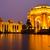 宮殿 · 芸術 · サンフランシスコ · 夕暮れ · マリーナ · 地区 - ストックフォト © yhelfman