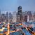 San · Francisco · centre-ville · crépuscule · spectaculaire - photo stock © yhelfman