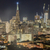 night over san francisco downtown from ina coolbrith park stock photo © yhelfman
