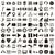 equalizador · ícone · simples · ilustração · música · assinar - foto stock © ylivdesign