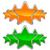 звезды · набор · красочный · продукт · оценка - Сток-фото © ylivdesign