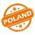 иллюстрация · Польша · текста · стороны · дизайна · фон - Сток-фото © ylivdesign