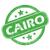 Kairó · bélyeg · grunge · pecsét · fehér · vakáció - stock fotó © ylivdesign
