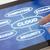 felhő · technológia · tabletta · szavak · absztrakt · hálózat - stock fotó © ymgerman