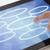 tabletta · folyamatábra · számítógép · digitális · diagram · grafikus - stock fotó © ymgerman