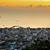 view hua hin city at sunrise stock photo © yongkiet