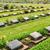 kanchanaburi war cemetery don rak stock photo © yongkiet
