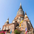 buddha · statua · antica · pagoda · fondo - foto d'archivio © Yongkiet