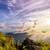 forestales · parque · puesta · de · sol · hermosa · paisaje · naturaleza - foto stock © Yongkiet