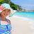 帽子 · ビーチ · プーケット · 島 · タイ - ストックフォト © yongkiet