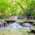 cascada · hermosa · tropicales · parque · famoso · atracción · turística - foto stock © Yongkiet