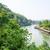 смерти · железная · дорога · моста · реке · красивой · пейзаж - Сток-фото © yongkiet