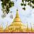 塔 · 1泊 · ビルマ · 東南アジア · 道路 · 建物 - ストックフォト © yongkiet