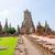 ősi · buddhista · templom · híres · turisztikai · attrakció · vallásos - stock fotó © Yongkiet