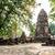 templom · Buddha · szobor · ül · pozició · elöl - stock fotó © Yongkiet