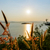 panorama · lago · tramonto · view · punto - foto d'archivio © Yongkiet
