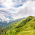 Landscape at Doi Pha Tang view point stock photo © Yongkiet