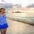 huwelijksreis · strand · eiland · Thailand · mooie · groene - stockfoto © yongkiet