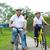 kind · race · fiets · modderig · track · kinderen - stockfoto © yongtick