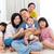 アジア · 3 ·  · 世代 · 家族の肖像画 · 中国語 · 家族 - ストックフォト © yongtick
