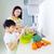 料理 · アジア · 母親 · キッチン · ホーム - ストックフォト © yongtick