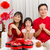 旧正月 · アジア · 家族 · 祝う · 女性 · 子 - ストックフォト © yongtick
