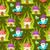 floral · campo · repetitivo · cinza · ilustração - foto stock © yopixart