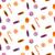 Halloween vector candy sweet seamless pattern. stock photo © yopixart
