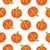 Autumn halloween seamless vector pattern. stock photo © yopixart