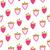 свежие · клубника · фрукты · шаблон · розовый · красный - Сток-фото © yopixart