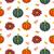 Autumn harvest seamless vector pattern. stock photo © yopixart