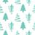 christmas trees seamless vector pattern stock photo © yopixart