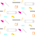 abstrato · retro · blocos · projeto · colorido · vetor - foto stock © yopixart