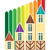 mozdíthatatlan · tulajdon · növekedés · ár · házak · színes - stock fotó © yulia_mayevska