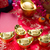 kínai · új · év · érmék · 3d · illusztráció · piros · boríték · ünnep - stock fotó © yuliang11