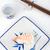 sushis · plaque · poissons · santé · tasse - photo stock © yuliang11