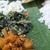 banana leaf meal stock photo © yuliang11
