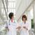 Asya · doktorlar · toplantı · hastane · ofis · tıbbi - stok fotoğraf © yuliang11