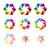 abstrato · vetor · logotipo · forma · pétalas · negócio - foto stock © yuriytsirkunov